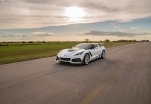 [VIDEO] Hennessey Performance Shows Their Stock 755-hp Corvette ZR1 Going 0-193 MPH