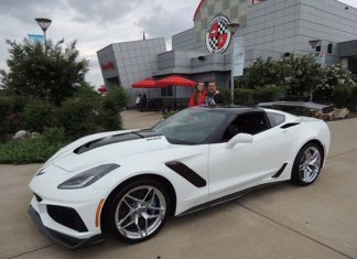 Corvette Delivery Dispatch with National Corvette Seller Mike Furman for Aug. 19th