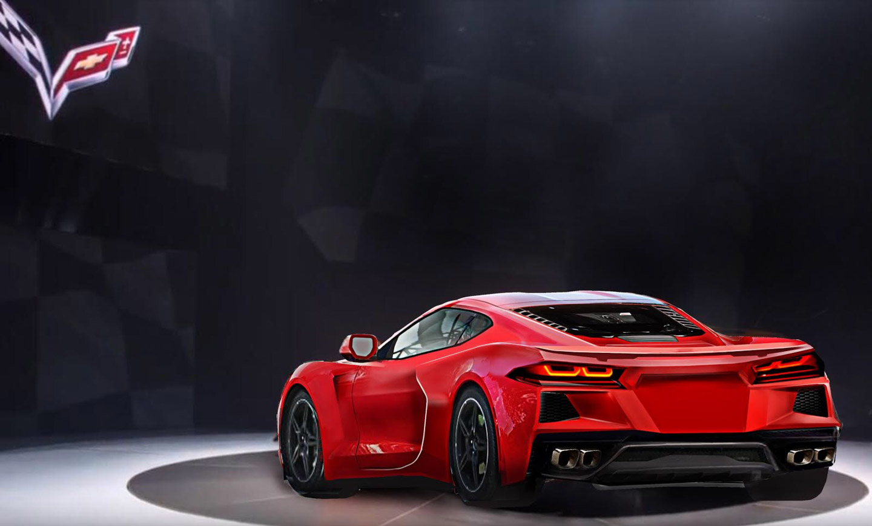 C7 Corvette For Sale >> [PIC] New C8 Corvette Render From FVS and the Mid Engine Corvette Forum - Corvette: Sales, News ...