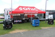 SONIC Tools USA Corvette Toolboxes are Almost Sold Out. Get Yours Before they are Gone!