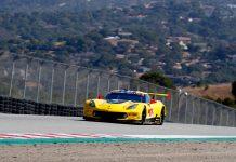 Corvette Racing at Laguna Seca: Pole Position for Gavin, No. 4 Corvette