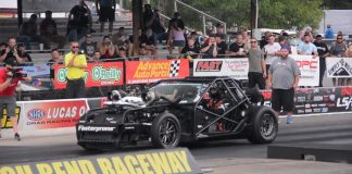 [VIDEO] Leroy the Savage Vette Kart Action at LS Fest