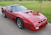 Corvettes for Sale: 1991 Callaway B2K Twin Turbo
