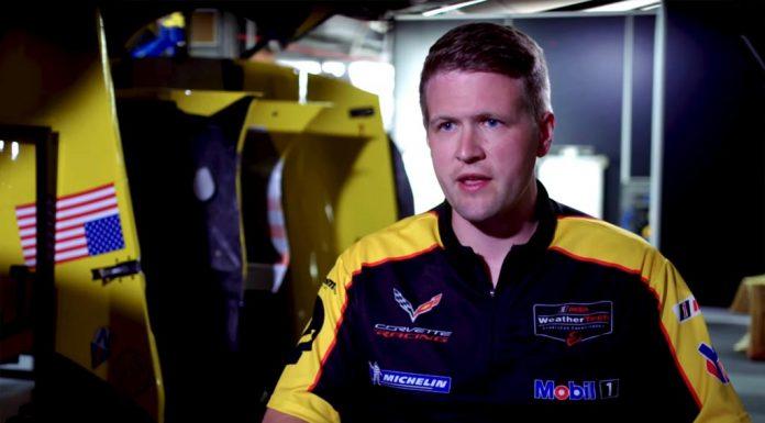 [VIDEO] Mobil 1 The Grid: Meet Corvette Racing's Team Manager Ben Johnson