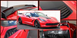 Give Your Corvette a New Look with APR Performance Products at Corvette America