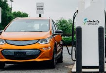 EV Charging Station Coming to the Corvette Museum as Part of VW's Electrify America Initiative