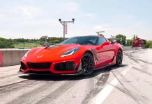 2019 Corvette ZR1 Dominates at Car and Driver's Lightning Lap 2018
