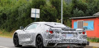 New GM Patent Could Allow C8 Mid-Engine Corvette to Have a Manual Transmission