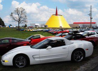Corvette Museum Opens Registration for 25th Anniversary Celebration and National Corvette Caravan