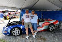 Corvettes on the Island Set for Sunday, September 23rd