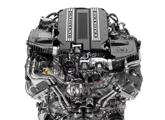 Cosworth Building New Cadillac Hot V Cylinder Heads, Hints at Future C8 Corvette Engine