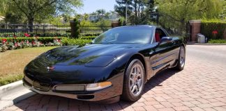 [GALLERY] Black Friday! (45 Corvette photos)