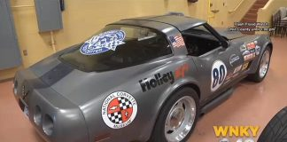 [VIDEO] Bowling Green Students Restore a 1980 Corvette Donated by the Corvette Museum
