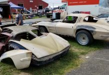 [PICS] The Barn Finds and Project Cars of Corvettes at Carlisle