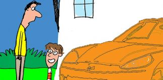 Saturday Morning Corvette Comic: This Kid Has Some Skills!
