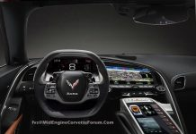 [PIC] First C8 Mid-Engine Corvette Interior Render by FVS
