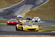 Corvette Racing at Road Atlanta: Championship Battle Down to the Wire