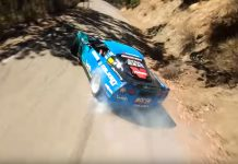 [VIDEO] Incredible Drone Footage Captures 1060-hp Corvette Drifting Up a Mountain Road