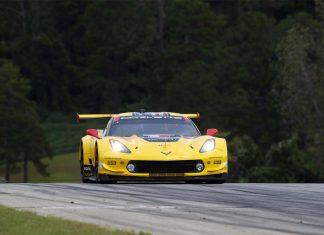 Corvette Racing at Road Atlanta: Halfway Update