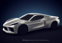 [VIDEO] Watch this 360-Degree Render of the 2020 Mid-Engine Corvette