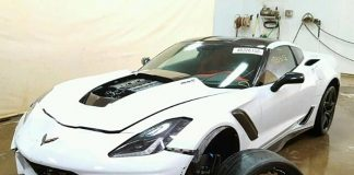 [ACCIDENT] Wrecked 2019 Corvette ZR1 with 359 Miles Offered in Insurance Auction
