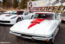 Get 75% Bonus Tickets with $25 Donation at the Corvette Dream Giveaway