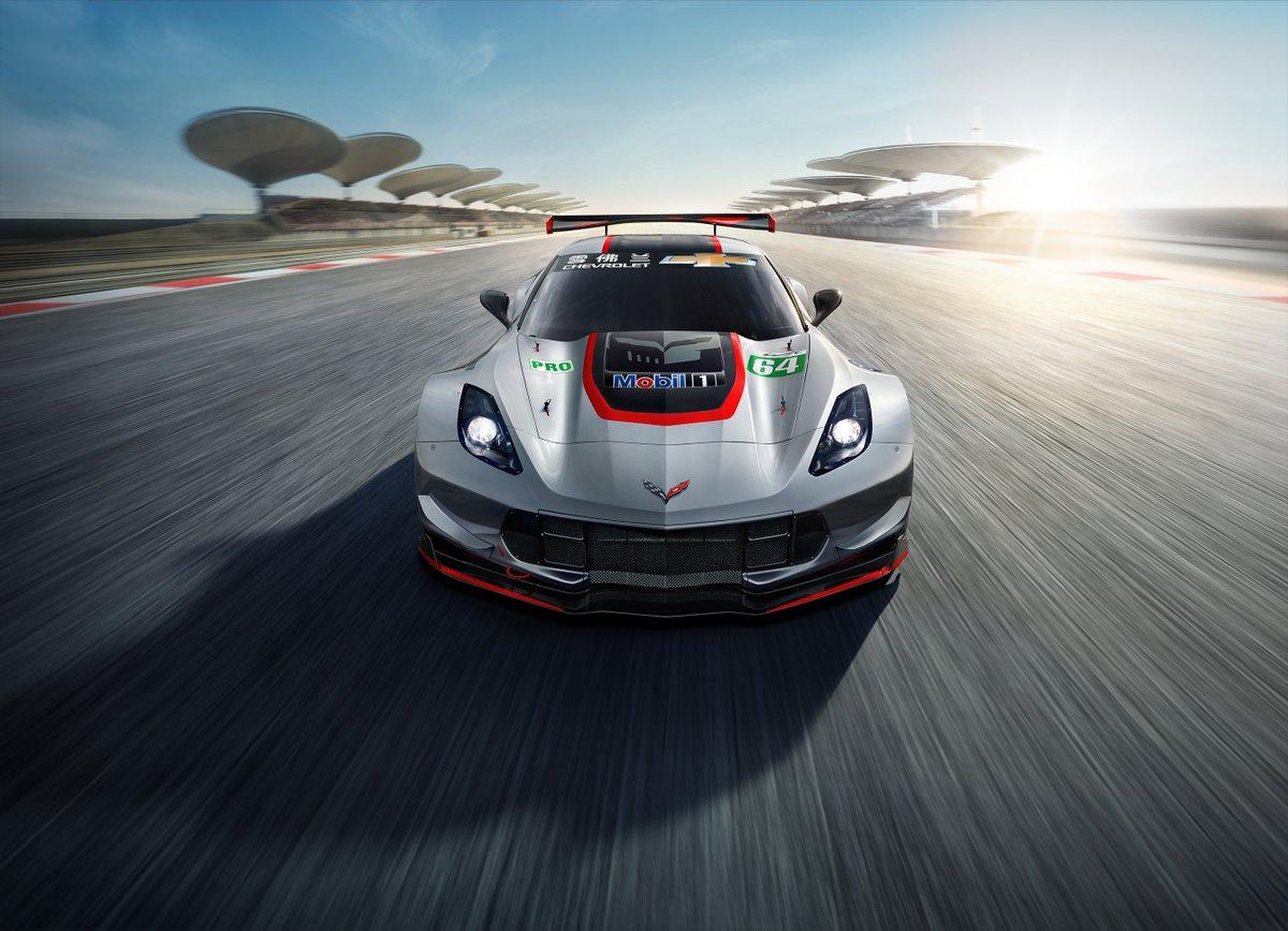 C6 Corvette For Sale >> BoP Strikes Again: Corvette C7.R Gets Heavier for Six ...