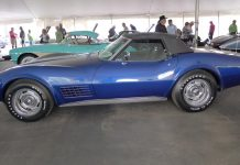 On the Campaign Trail with a 1972 Corvette: Preparing for Flight (Part 2)