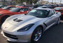 C7 Corvette Sales Continue to Trend Downward