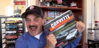 [VIDEO] Corvette Special Editions Featured on Rick 'Corvette' Conti's VLOG