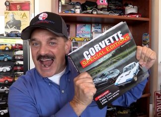 [VIDEO] Corvette Special Editions Featured on Rick 'Corvette' Conti's VLOG