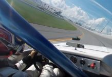 [VIDEO] Classic Corvette with 360-Degree Camera Racing at Daytona