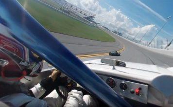[VIDEO] Classic Corvette with 360-Degree Camera Racing at Daytona