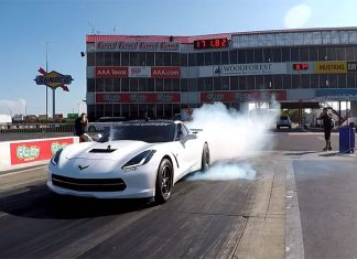 [VIDEO] LMR Claims World's Fastest C7 Corvette Title With These 7-Second Runs