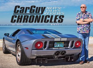 Corvette Special Editions Reviewed by Martyn Schorr's Car Guy Chronicles