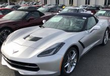 Chevrolet Offering 0% APR Financing on All Corvette Models During Black Friday Sales Event