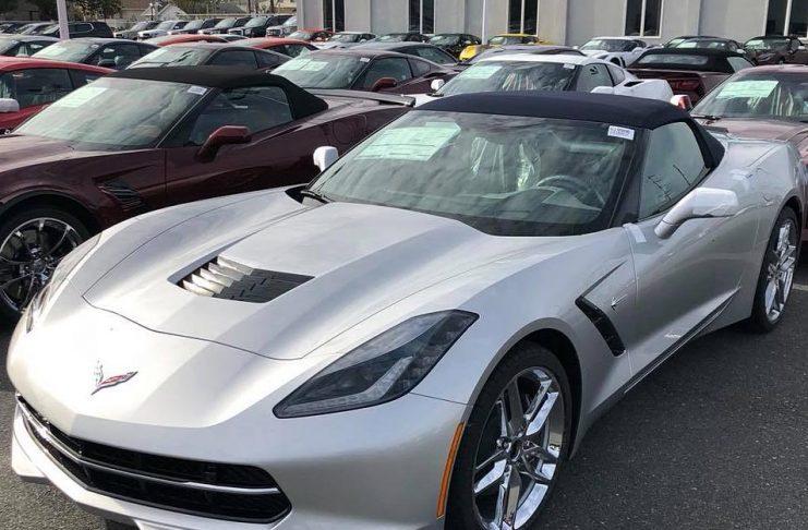 Chevrolet Offering 0% APR Financing on All Corvette Models During Black Friday Sales Event