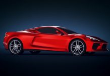 [PICS] Newly Revised C8 Mid-Engine Corvette Renders Show Off More Details