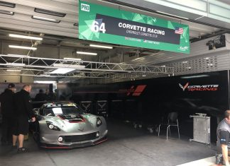 Corvette Racing Receives BoP Weight Reduction Ahead of Shanghai 6 Hour Race