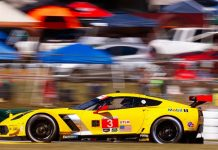 [VIDEO] Team Chevy Celebrates Corvette Racing's 2018 GTLM Championship