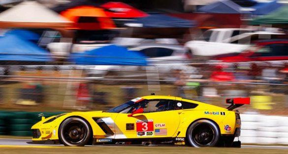 [VIDEO]  Team Chevy feiert die 2018 GTLM-Meisterschaft von Corvette Racing