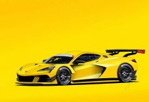 [PIC] Corvette C8.R Rendered by the Corvette Forum