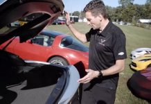 [VIDEO] Oliver Gavin Spruces Up a C7 Corvette Stingray with Chevrolet Accessories