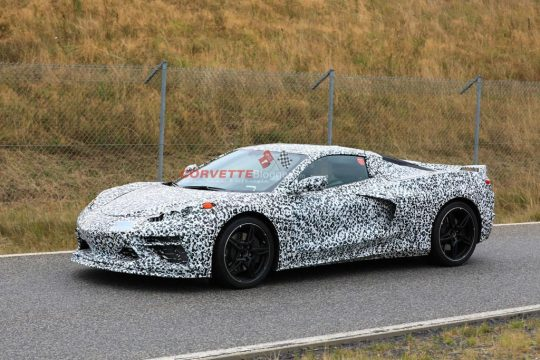 Chevrolet Will Not Launch The 2020 Mid Engine Corvette At