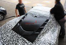 Patent Application Details C8 Corvette's Engine Compartment Cooling Vents