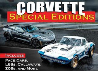 Corvette Special Editions Book
