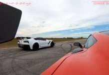[VIDEO] 2019 Corvette ZR1 Drag Race: 850 HP vs 755 HP