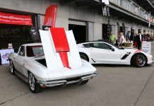 Get Double Tickets to Win the Vettes at the Corvette Dream Giveaway