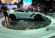 [VIDEO] 2019 Corvette ZR1 Presentation at the 2018 LA Auto Show