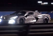 [VIDEO] Corvette C8.R Night Testing at Sebring